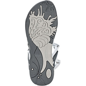Hi-Tec Savanna II Sandals Women white/grey